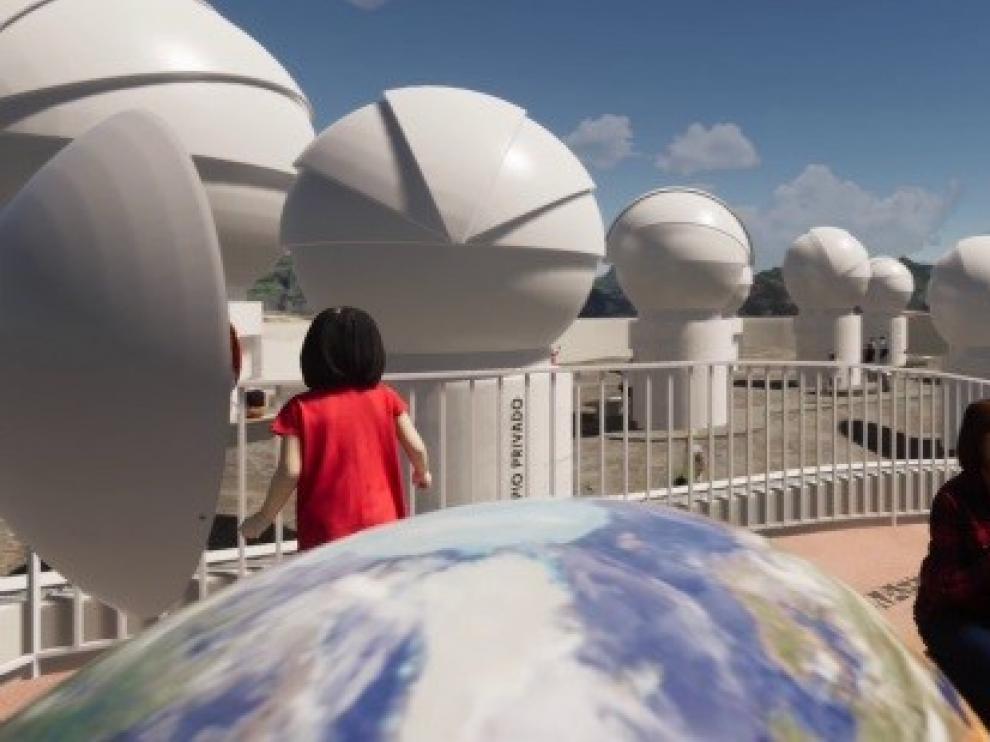 Galáctica, el nuevo centro de divulgación de la Astronomía en Teruel, ya tiene coordinadora