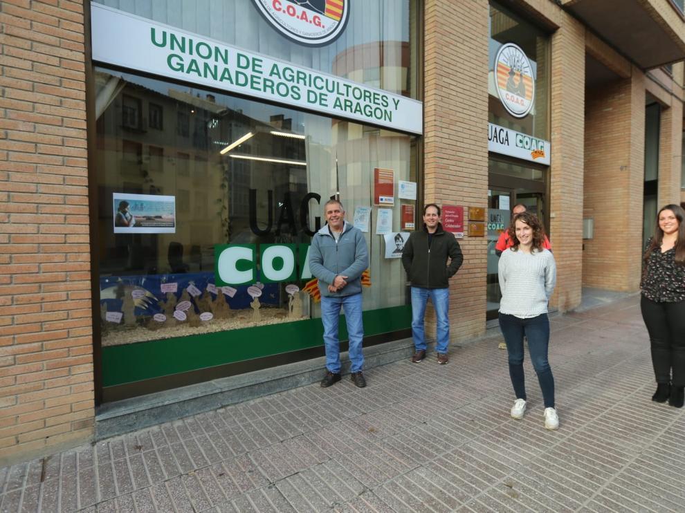La producción final agrícola en Huesca roza los 650 millones de euros