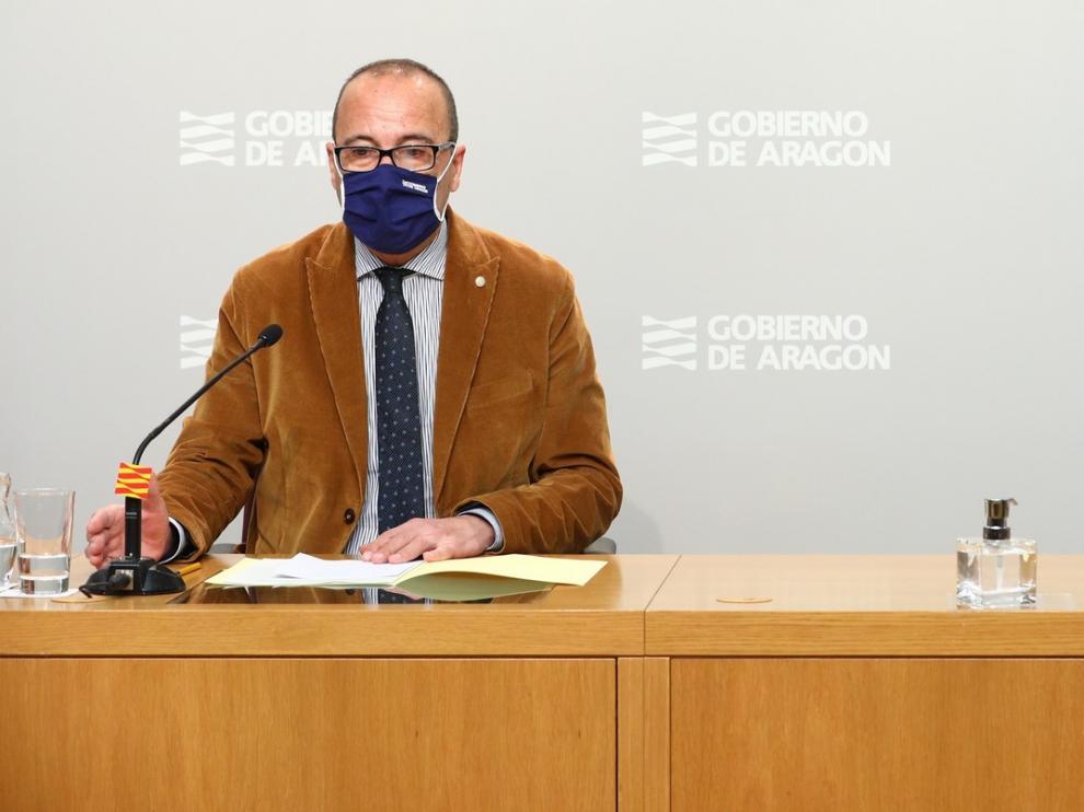 El alumnado de Secundaria y Bachillerato de Aragón recuperará la presencialidad completa en enero