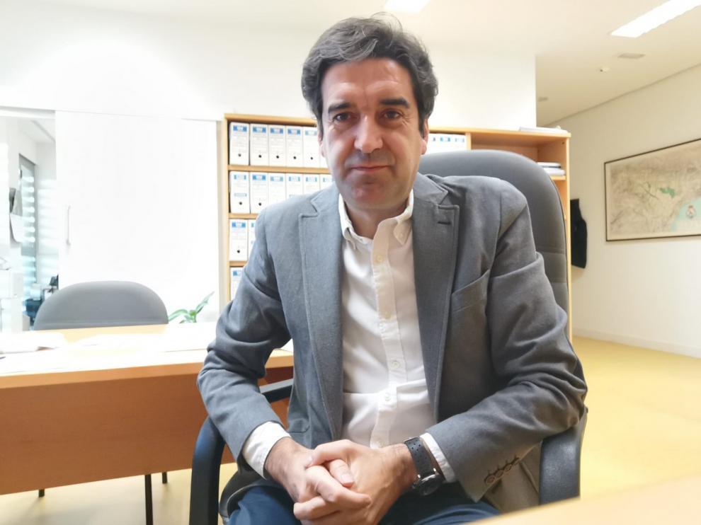 Javier García Ramos dirigirá otros cuatro años la Escuela Politécnica Superior de Huesca