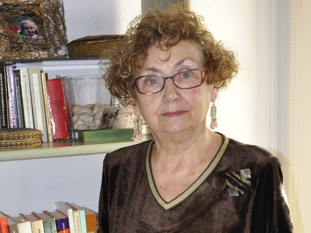 """Ángela Abós: """"Sin una familia de luchadores, esto no hubiera sido posible"""""""