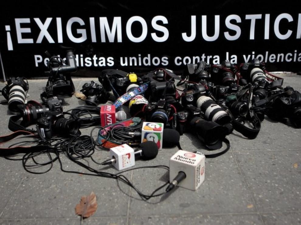 En 2020 se duplican los asesinatos a periodistas por motivos laborales