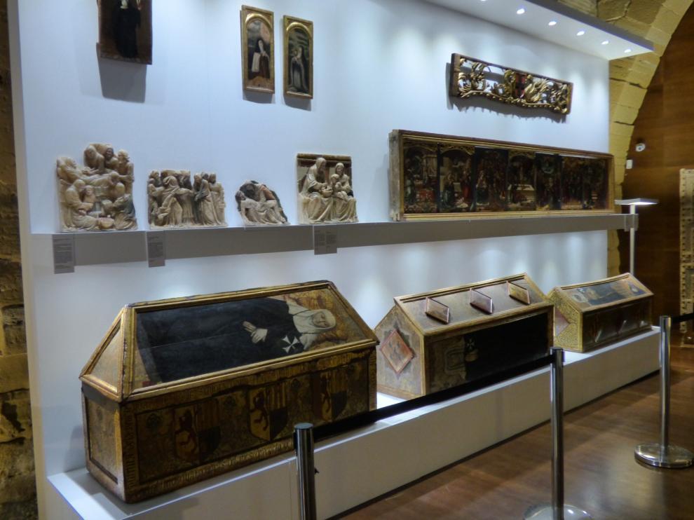 El Supremo confirma que las obras de Sijena pertenecen a Aragón