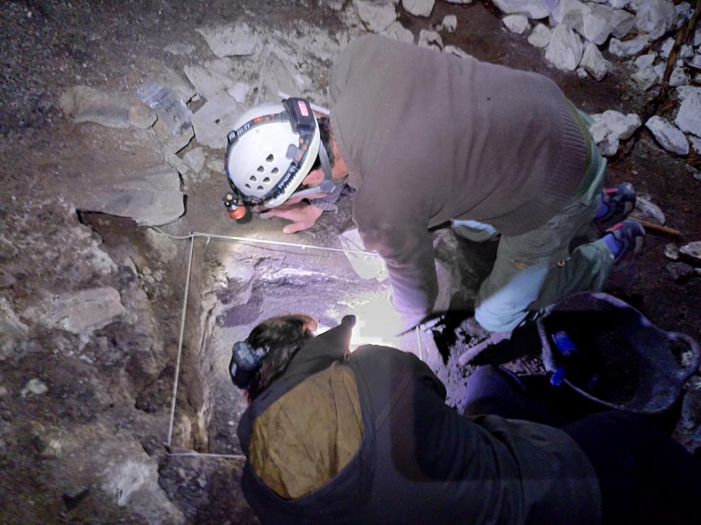 Encuentran un posible yacimiento del Neolítico cerca de Tella