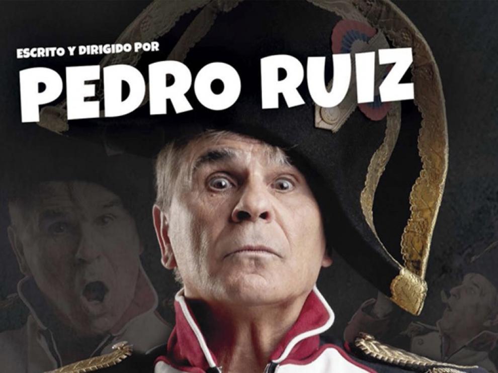 """Pedro Ruiz: """"Estamos todos muy tensos y llenos de telarañas"""""""