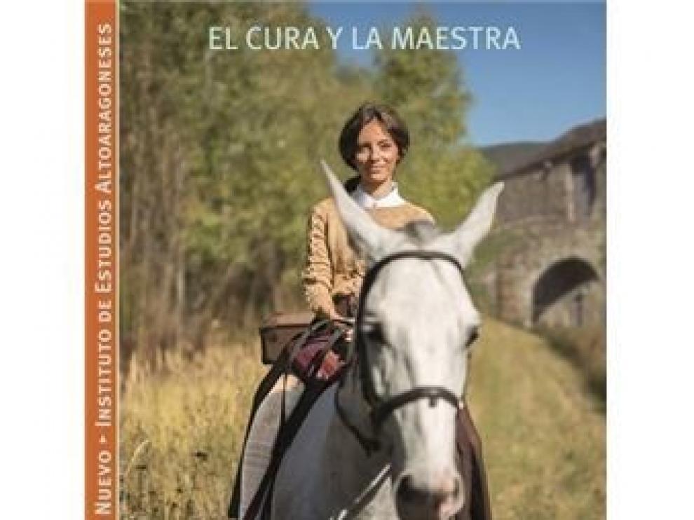 Domingo Buesa rinde un homenaje a las tierras de Huesca en su nueva obra