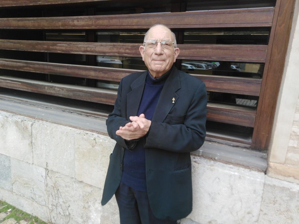 """José María Ferrer: """"Son textos vigentes y se pueden leer como si los hubiera publicado ayer"""""""
