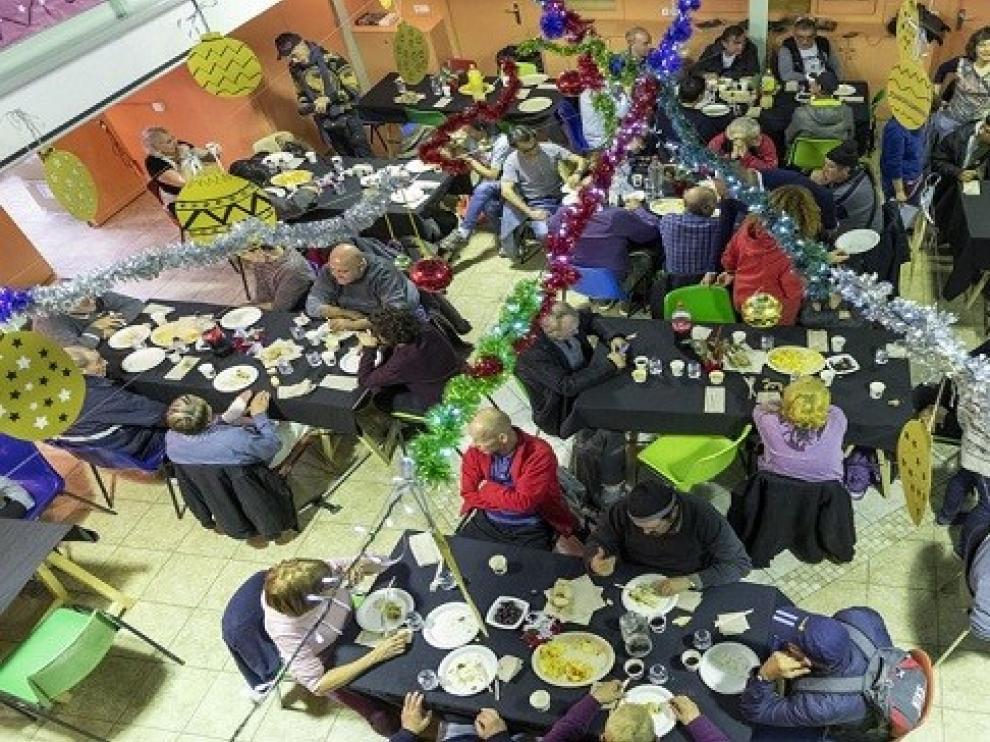 Huesca y LaLiga ayudan a los necesitados