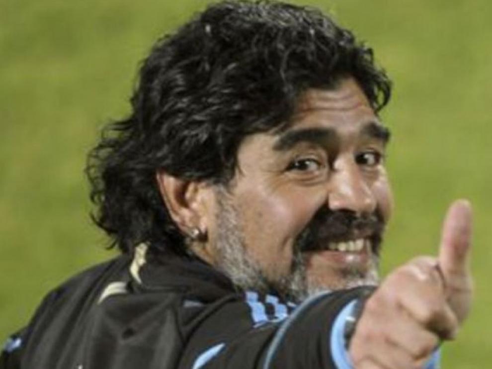 La policía turca halla cocaína escondida en retratos de Maradona