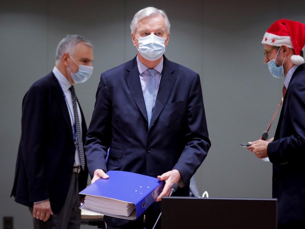 La UE inicia el proceso para aplicar el pacto posbrexit el 1 de enero