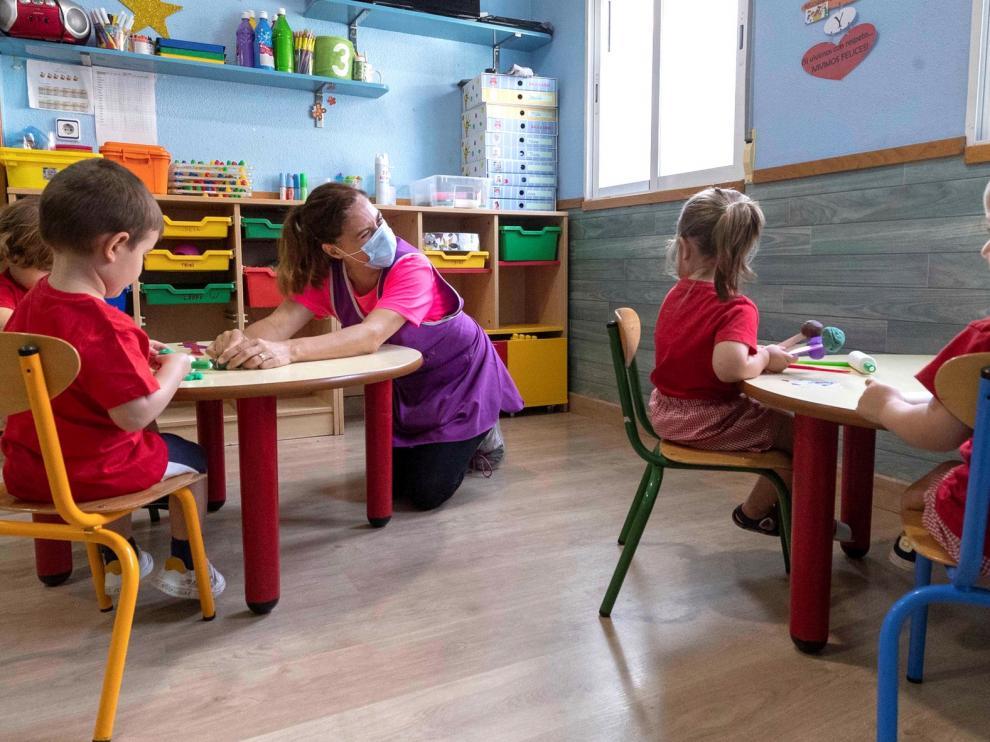Los centros de Infantil de 0 a 3 años solicitan la gratuidad para todas las familias