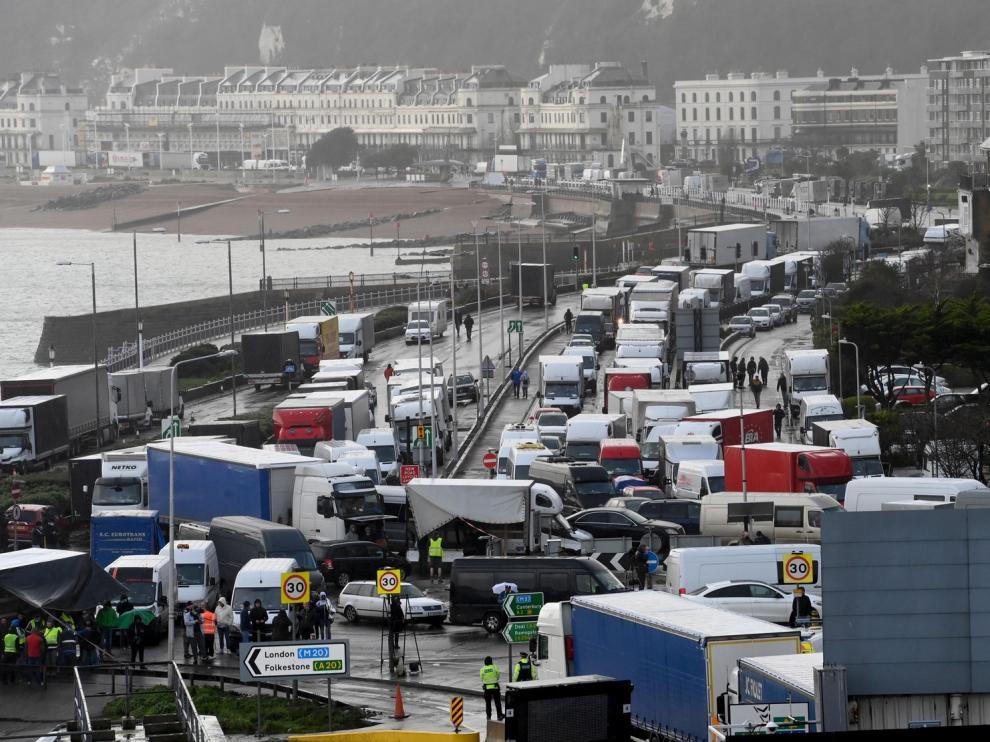 Se detecta en Francia un primer caso de la nueva cepa británica