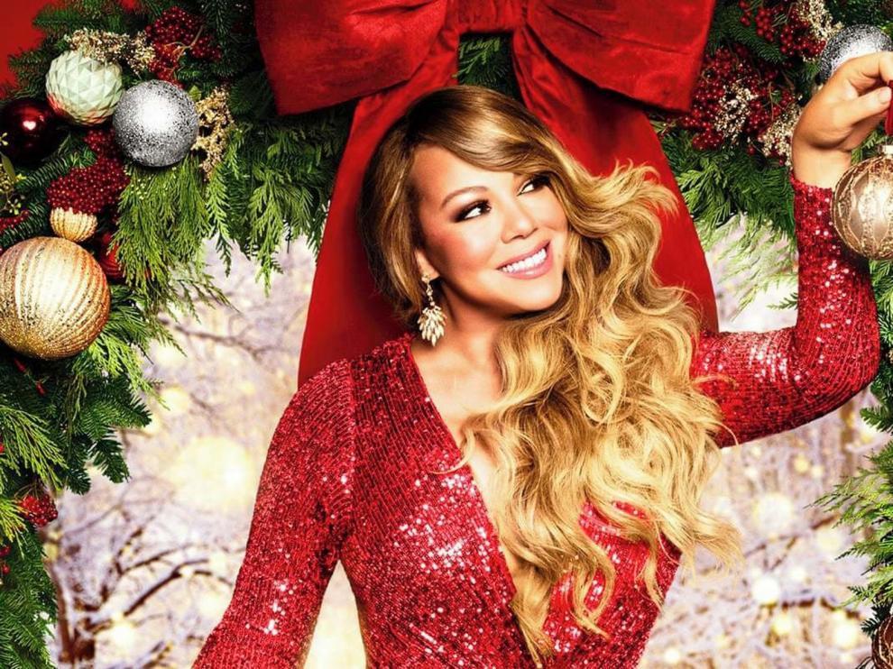 Mariah Carey sigue siendo la reina de las navidades