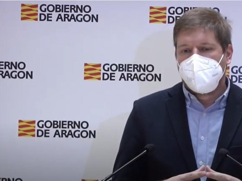 El Gobierno de Aragón se compromete a ayudar al sector de la nieve con distintas medidas