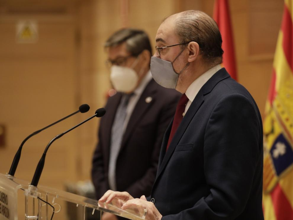 Aragón mantiene las restricciones previstas para Nochevieja
