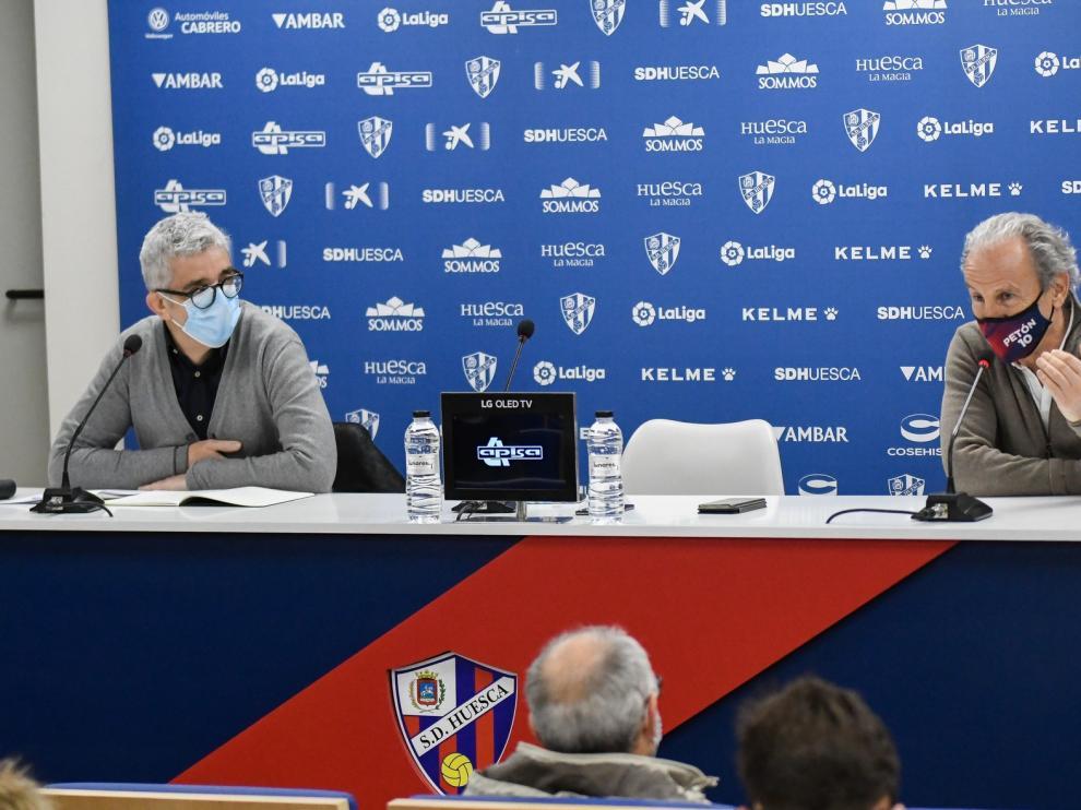 El museo del Huesca será un moderno paseo por el pasado, presente y futuro de la historia del club