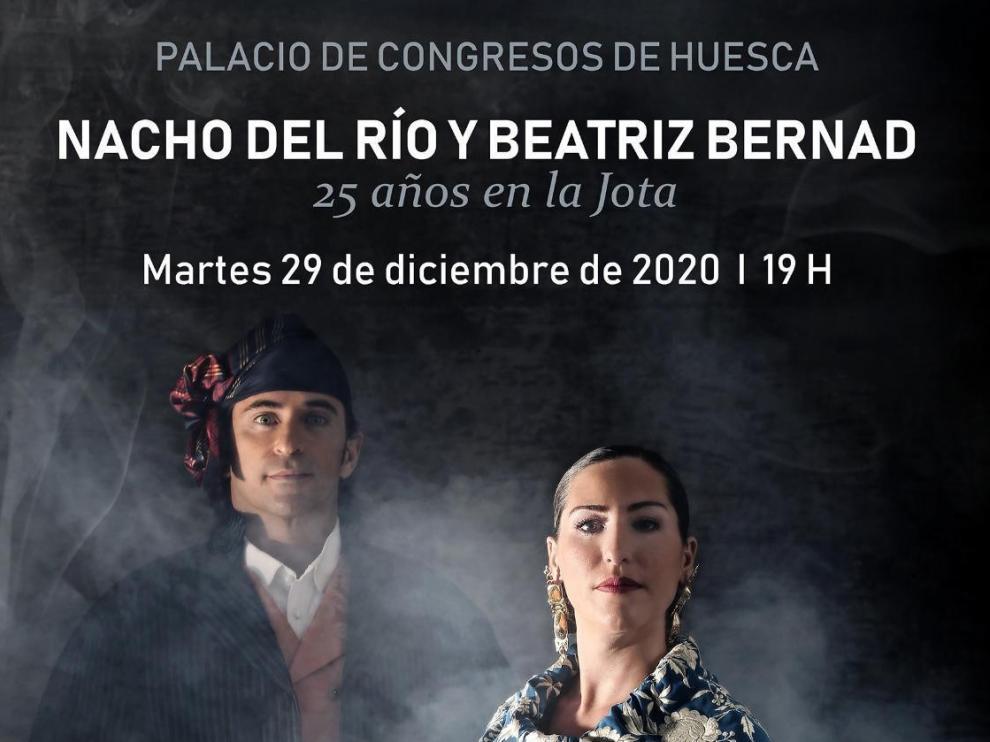 """Nacho del Río, jotero: """"Es un recital muy de verdad en el que cantamos desde el corazón"""""""