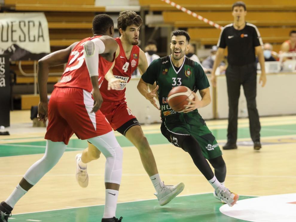 Luis Parejo subraya la importancia de los duelos contra rivales directos
