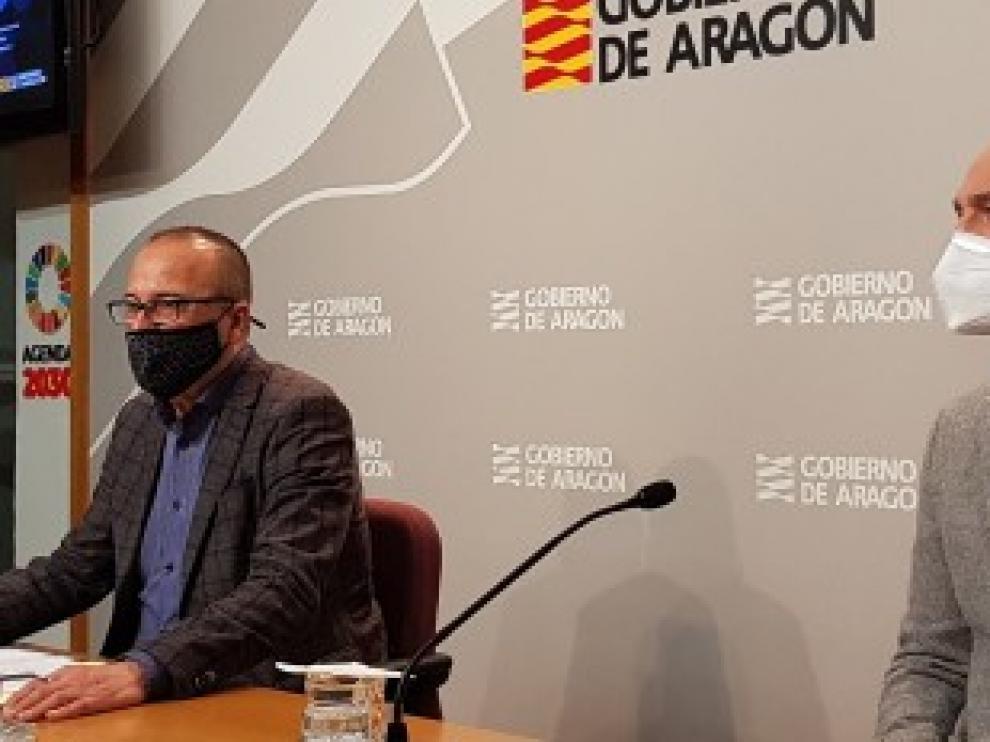 Más de 250 empresas y autónomos reciben las ayudas del Gobierno de Aragón al sector de la Cultura