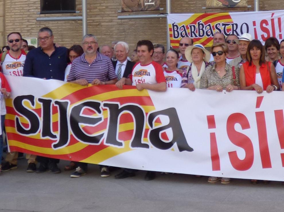 La Plataforma Sijena Sí celebra la sentencia del TS que obliga a Lérida a devolver los bienes