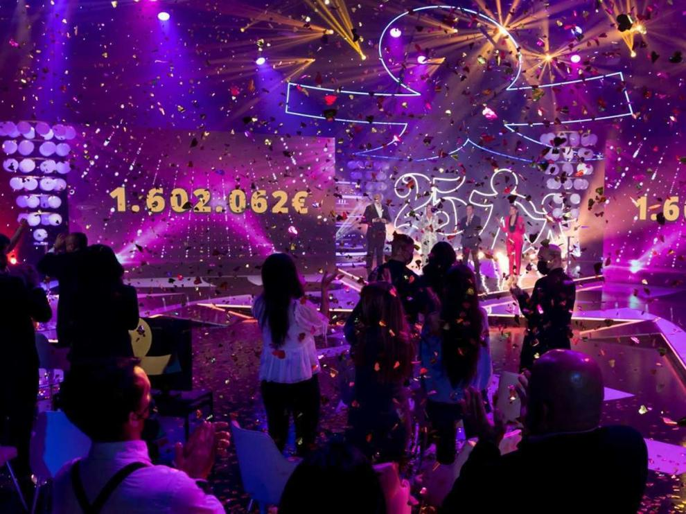 """""""Inocente, Inocente"""" recauda 1,6 millones, 300.000 euros más que en 2019"""