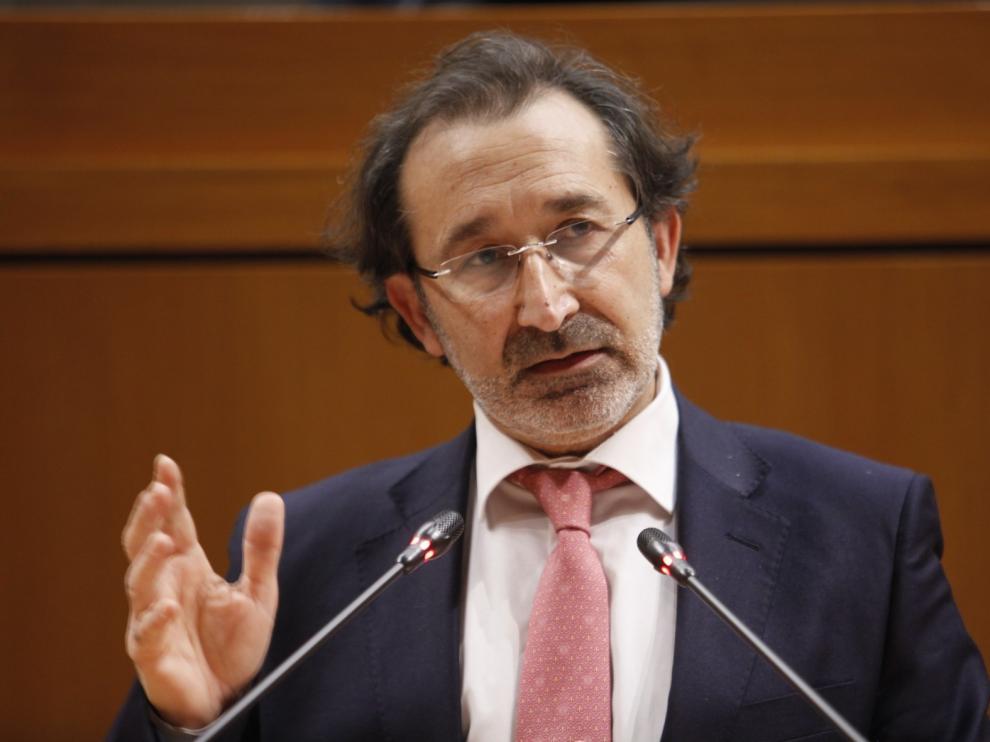 """Ciudadanos apoya los presupuestos de Aragón tras una oposición de """"consenso, centralidad y capacidad de diálogo"""""""