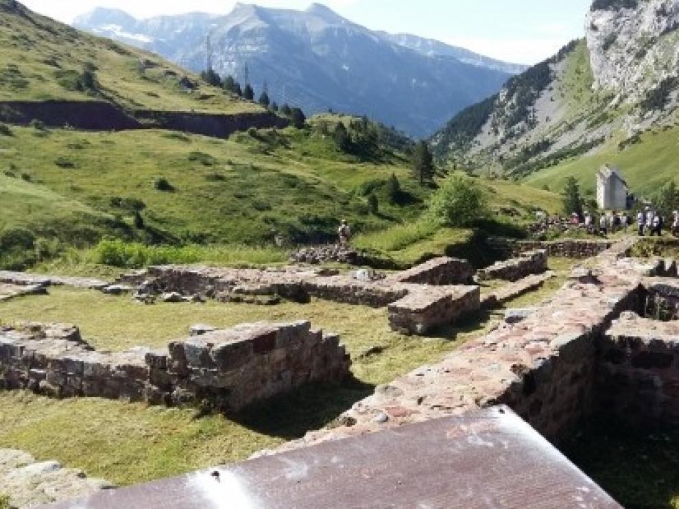 Aragón iluminará 12 monumentos de Camino hacia Santiago en inicio Año Jacobeo