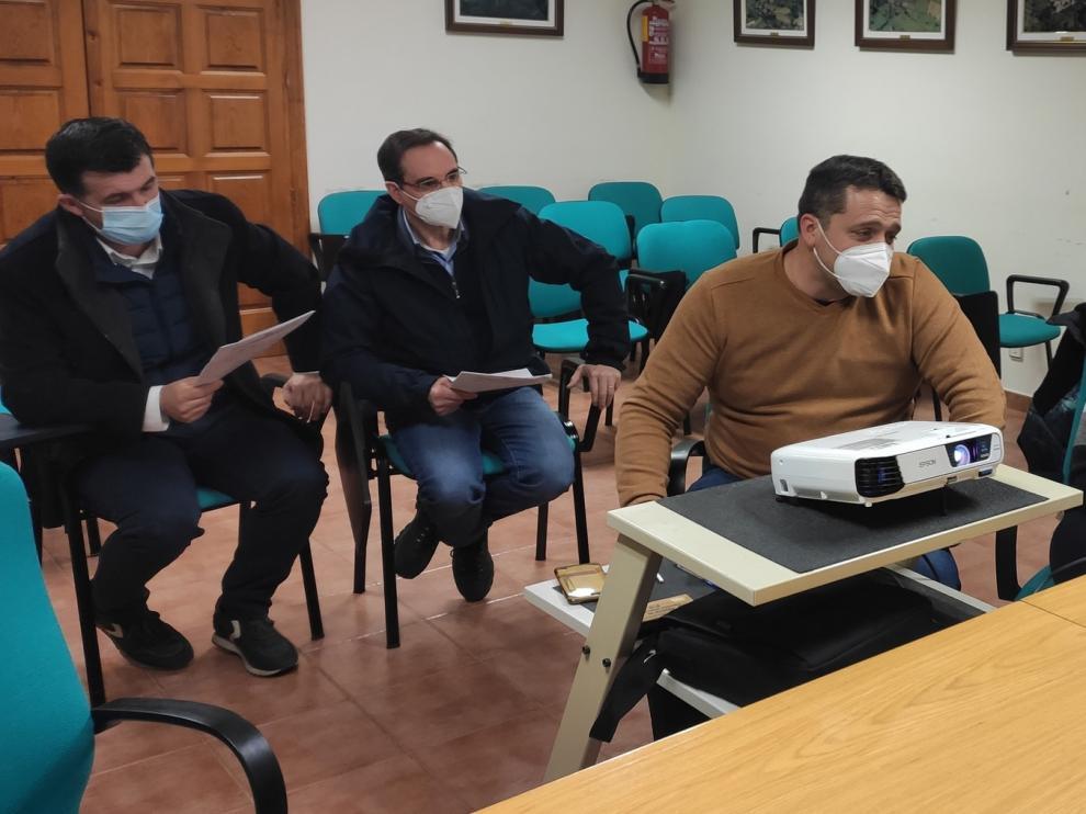 Cedesor valora seis nuevos proyectos de emprendimiento en Sobrarbe y Ribagorza