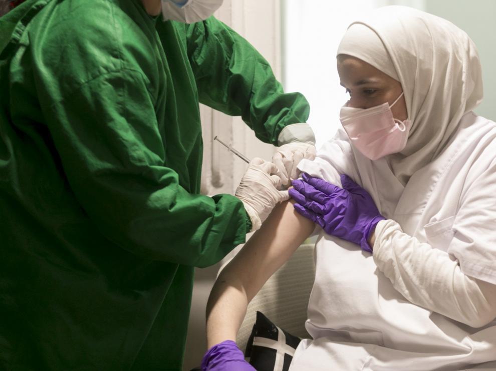 Las residencias de la provincia de Huesca reciben con esperanza las vacunas