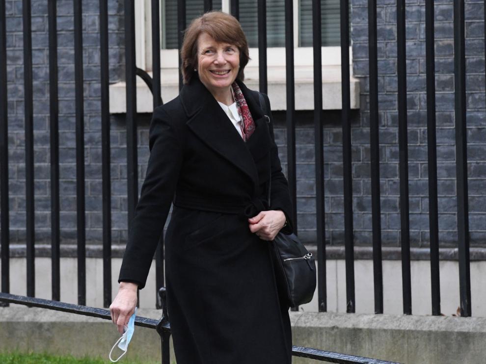 Reino Unido ya tiene dos vacunas para combatir la covid