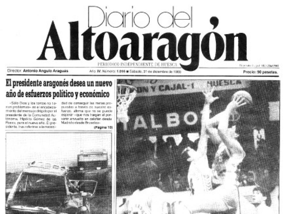 Se cumplen 32 años de la victoria del Peñas ante el Madrid en ACB