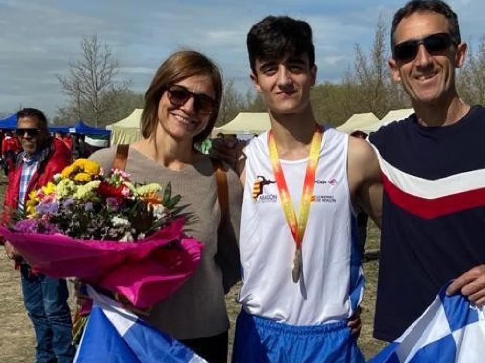 Pol Oriach despide el año con la flor y nata mundial del atletismo
