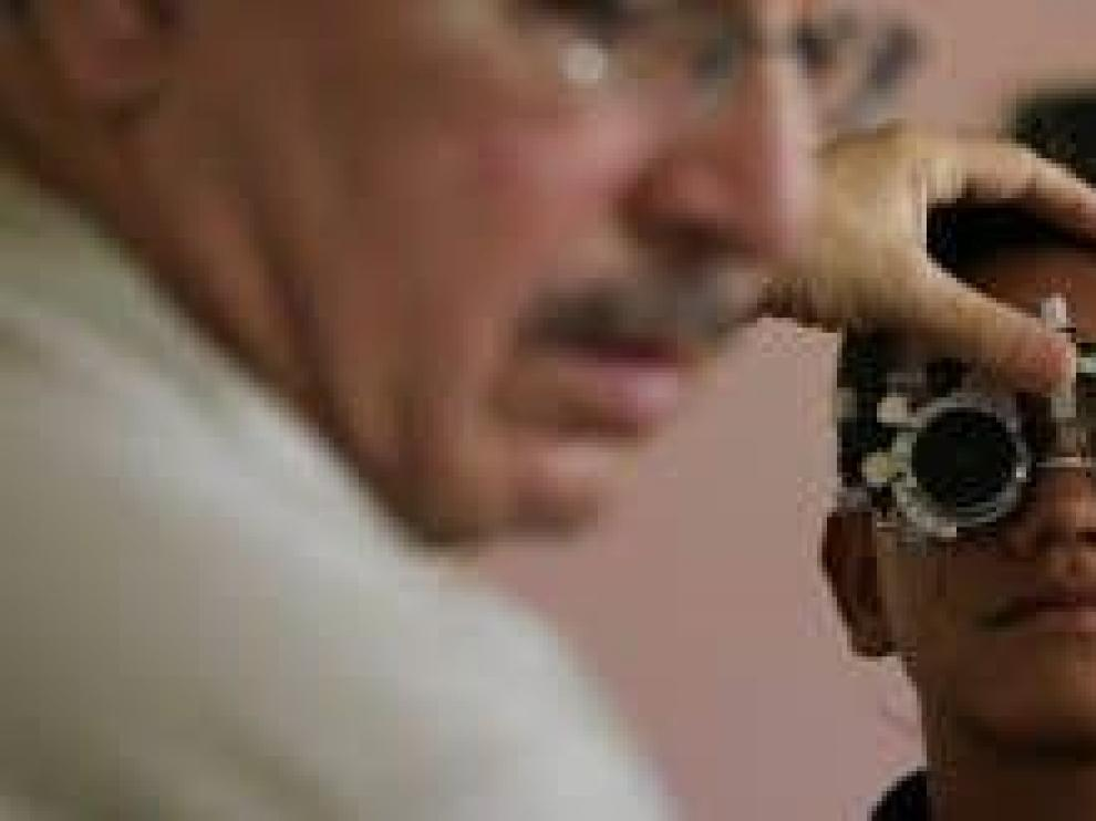El 57 por ciento de la población sufrió un deterioro de su visión en el año 2020