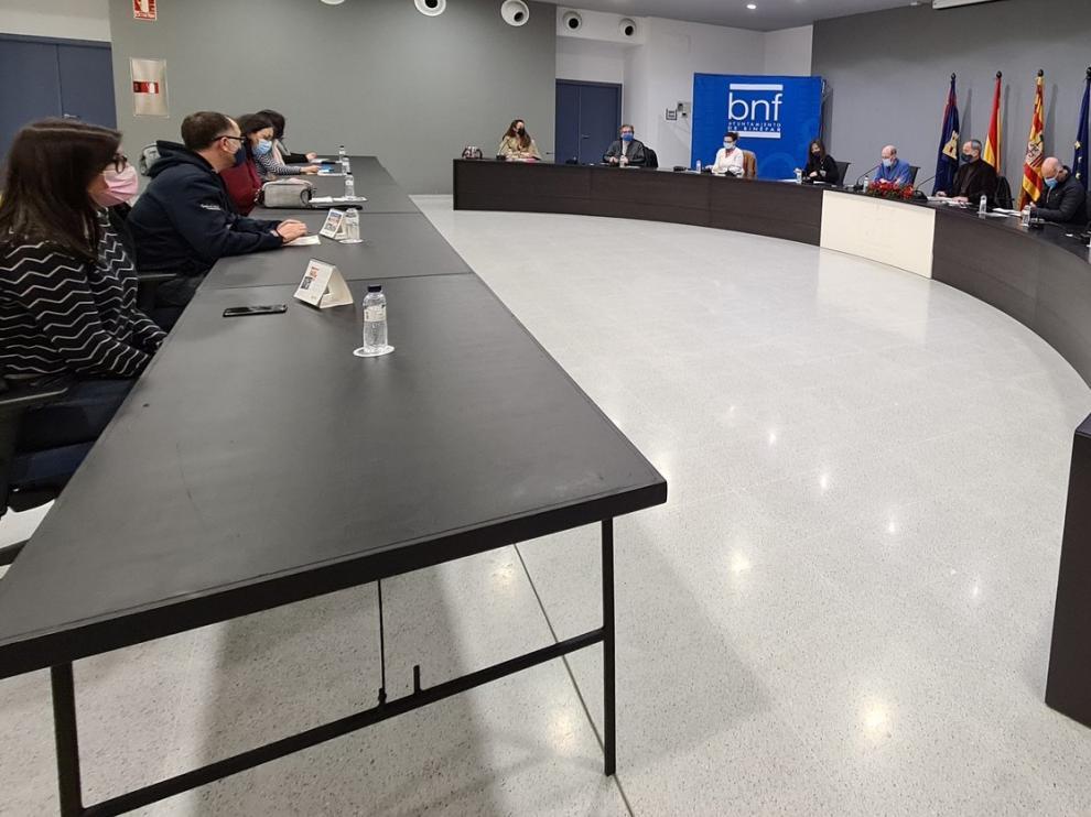 El Ayuntamiento de Binéfar duplica la partida de subvenciones en el presupuesto de 2021