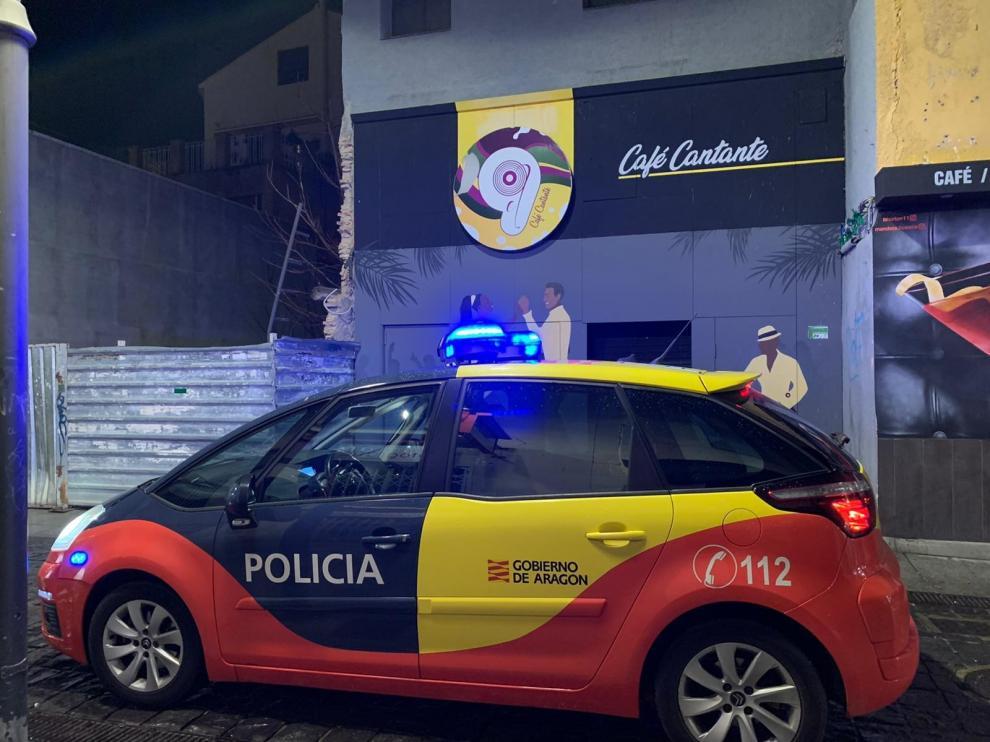 La Fiscalía abre diligencias penales a los bares de Huesca desalojados en Nochevieja