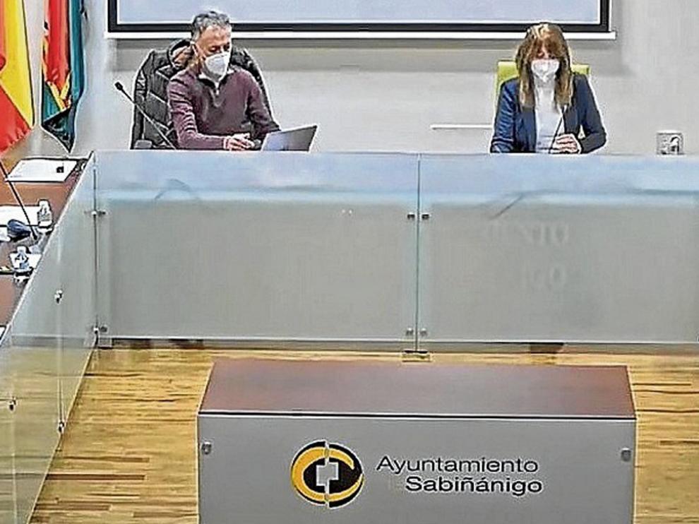 Sabiñánigo saca adelante el presupuesto municipal para este ejercicio