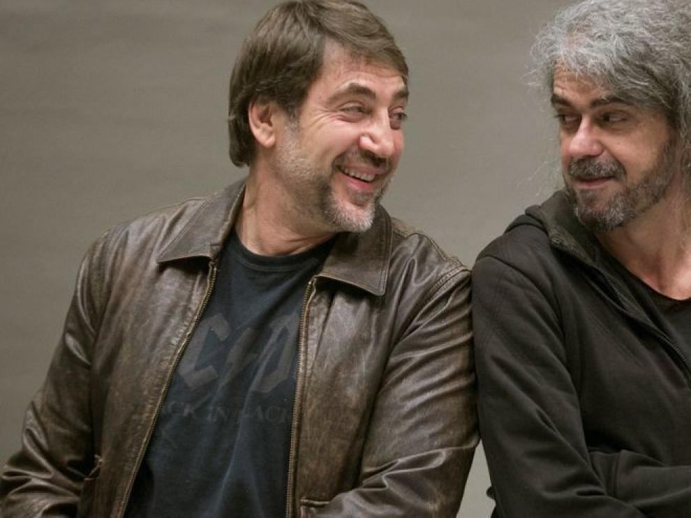 Bardem con Fernando León y Penélope Cruz con Banderas, cine español de 2021