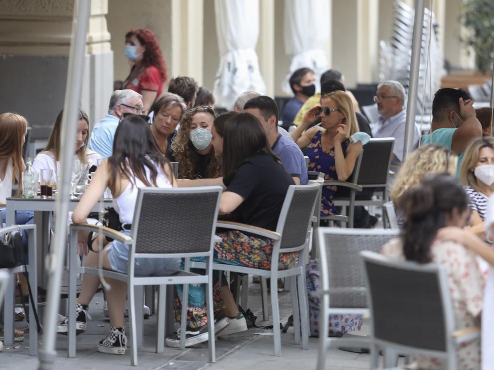 La sociedad española es la más feliz de Europa