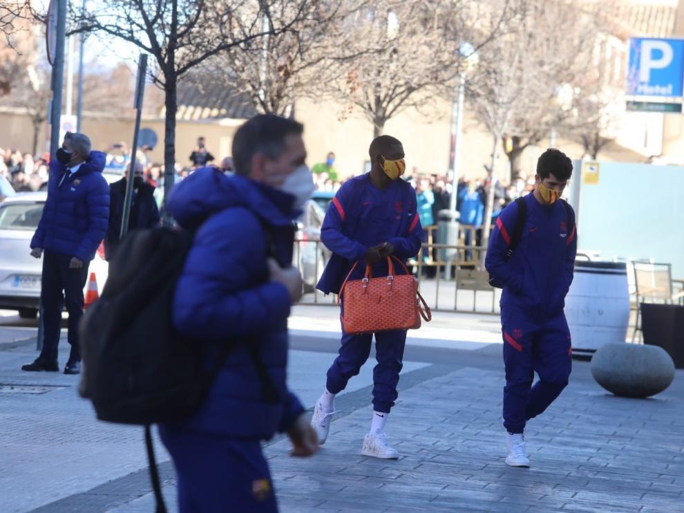 El Huesca-Barcelona se verá en todo el mundo