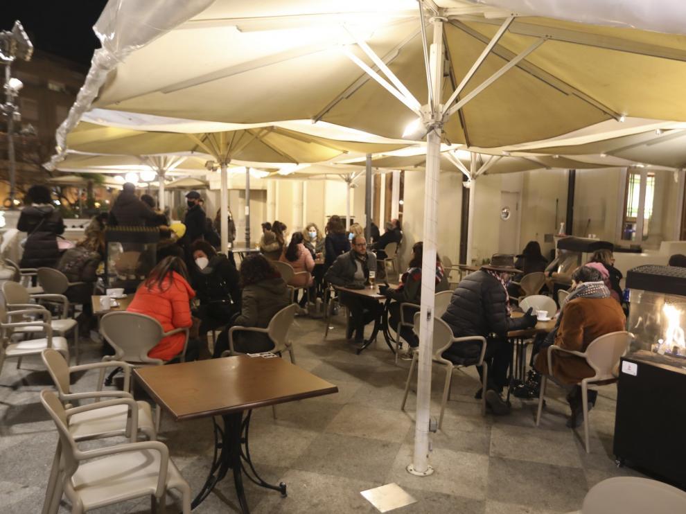 La hostelería de Huesca cree que muchas empresas no podrán aguantar más tras Navidad