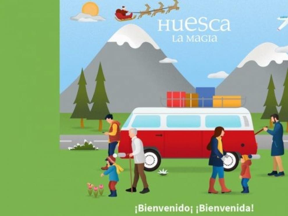 TuHuesca promociona el Alto Aragón con un juego online