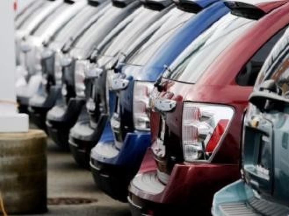 Las ventas de coches disminuyeron un 25,38 % en la provincia de Huesca durante 2020