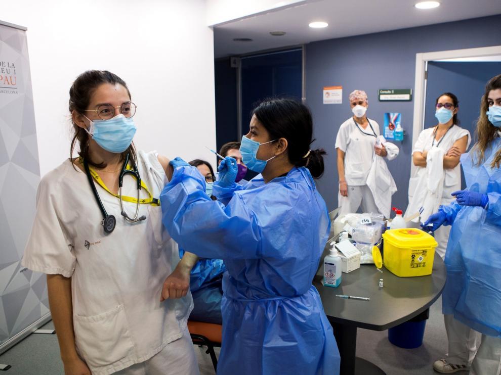 Sanidad, preocupada por el aumento de hospitalizaciones de contagiados