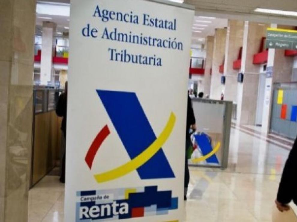La Agencia Tributaria devuelve 319 millones de la renta de 2019 en Aragón