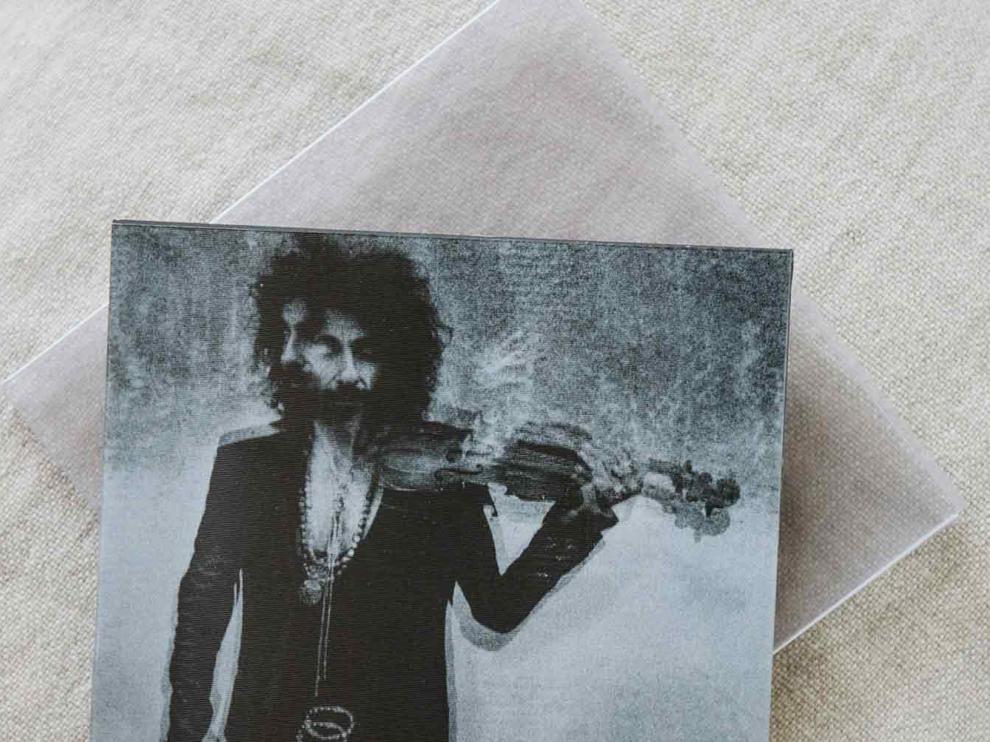 """""""Petit Garage"""", el disco """"más importante y especial"""" de Ara Malikian"""
