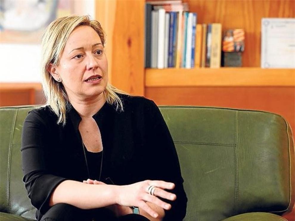 Marta Gastón defiende prorrogar los ERTE mientras no mejore la situación sanitaria