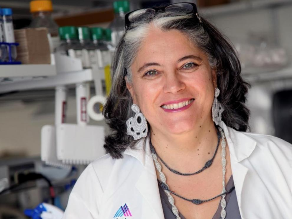 """Ana Fernández-Sesma, viróloga: """"No vacunarse contra la covid-19 es un riesgo innecesario"""""""