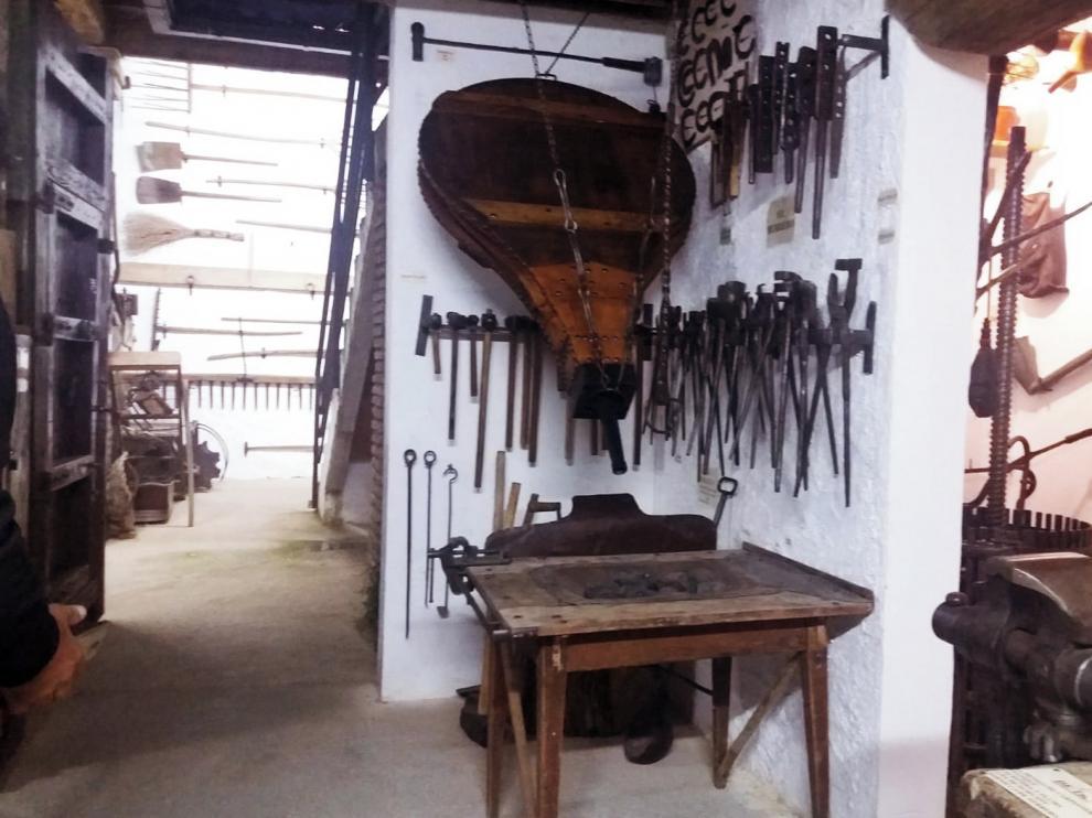Nuevo impulso al Museo de Oficios Antiguos de Sena