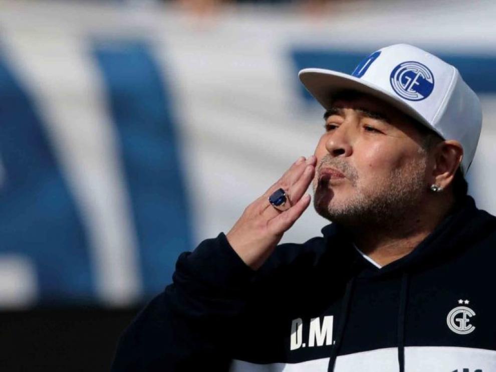 """Los herederos de Maradona pueden """"vivir toda su vida sin trabajar"""", según el abogado del futbolista"""
