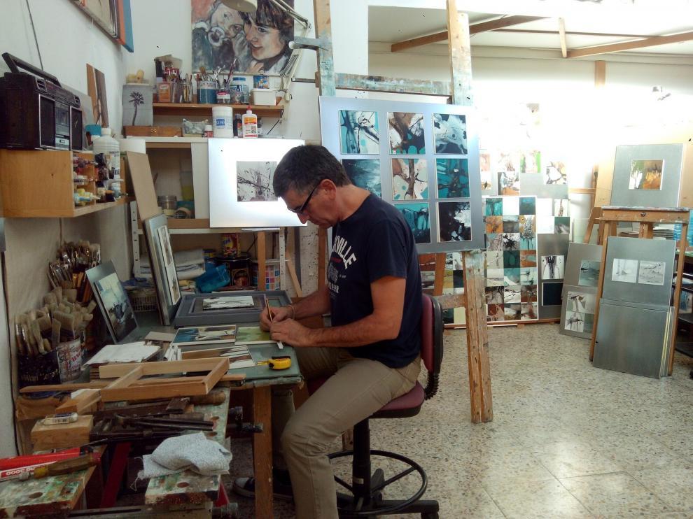 Exposiciones de Caja Rural de Aragón en Zaragoza y Huesca